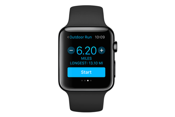 apple watch activity tracking