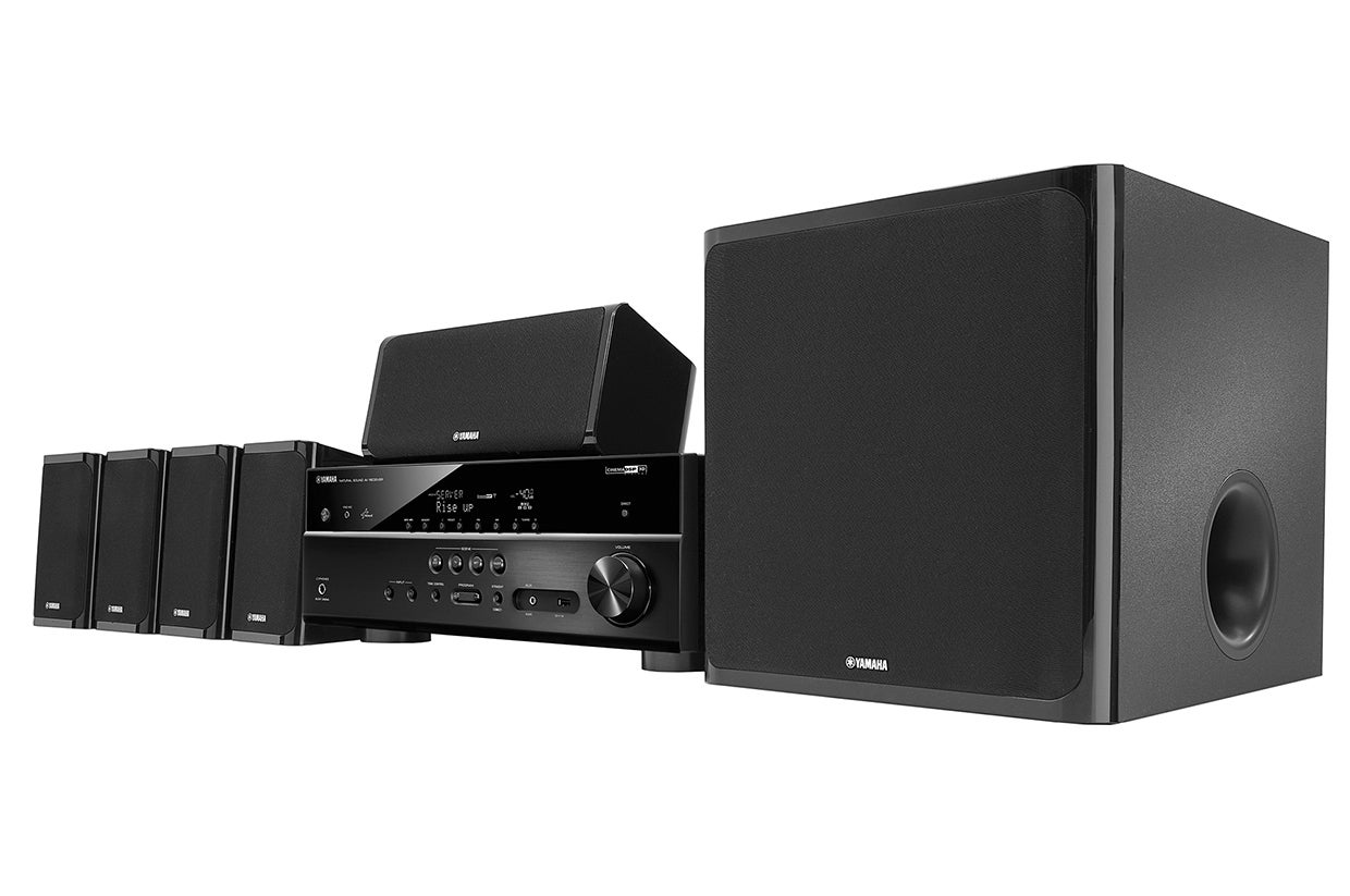 hight resolution of yamaha yht 5920ubl review if streaming audio is your focus this home theater in a box has you covered