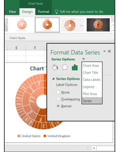 select and modify the sunburst chart format data series options also what to do with excel   new styles treemap rh pcworld