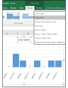 Excel charts how to use the new pareto histogram and waterfall formats pcworld also rh