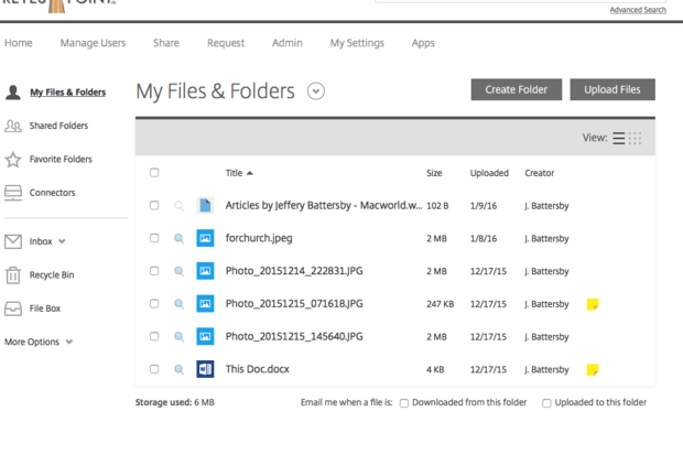 Citrix ShareFile review: Enterprise-quality file storage