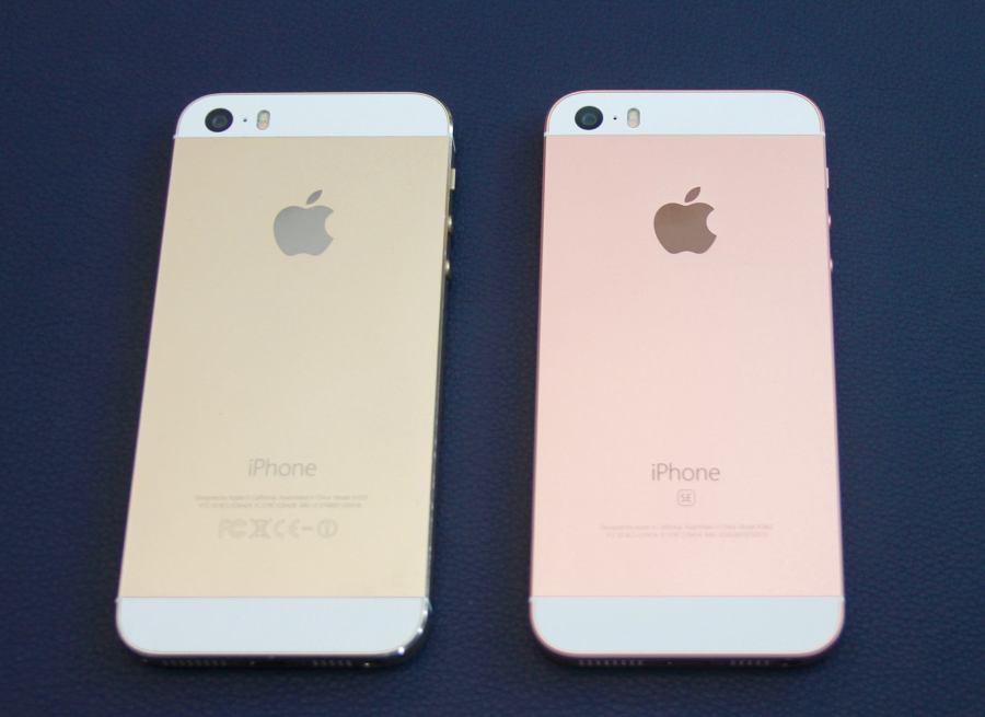 del iPhone SE al 5S