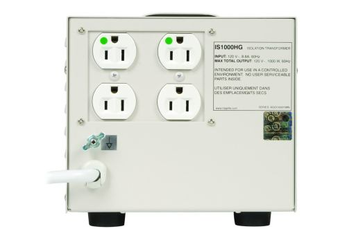 small resolution of tripplite is1000hg isolation transformer