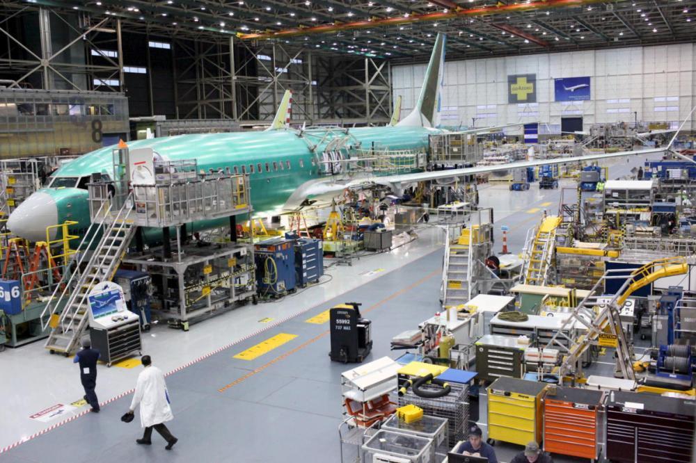 medium resolution of boeing 737 max airplane