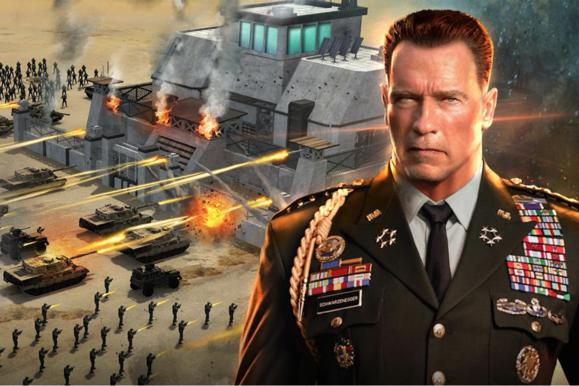 Even Arnold Schwarzenegger Cant Pump Up The Dull Mobile Strike