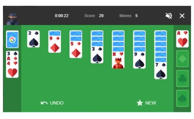 Now You Can Play Solitaire And More In Google Search Pcworld