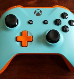 xbox one s controller review new features and custom colors make for a great successor [ 3088 x 2025 Pixel ]