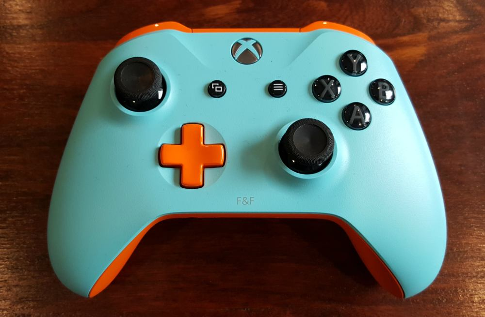 medium resolution of xbox one s controller review new features and custom colors make for a great successor