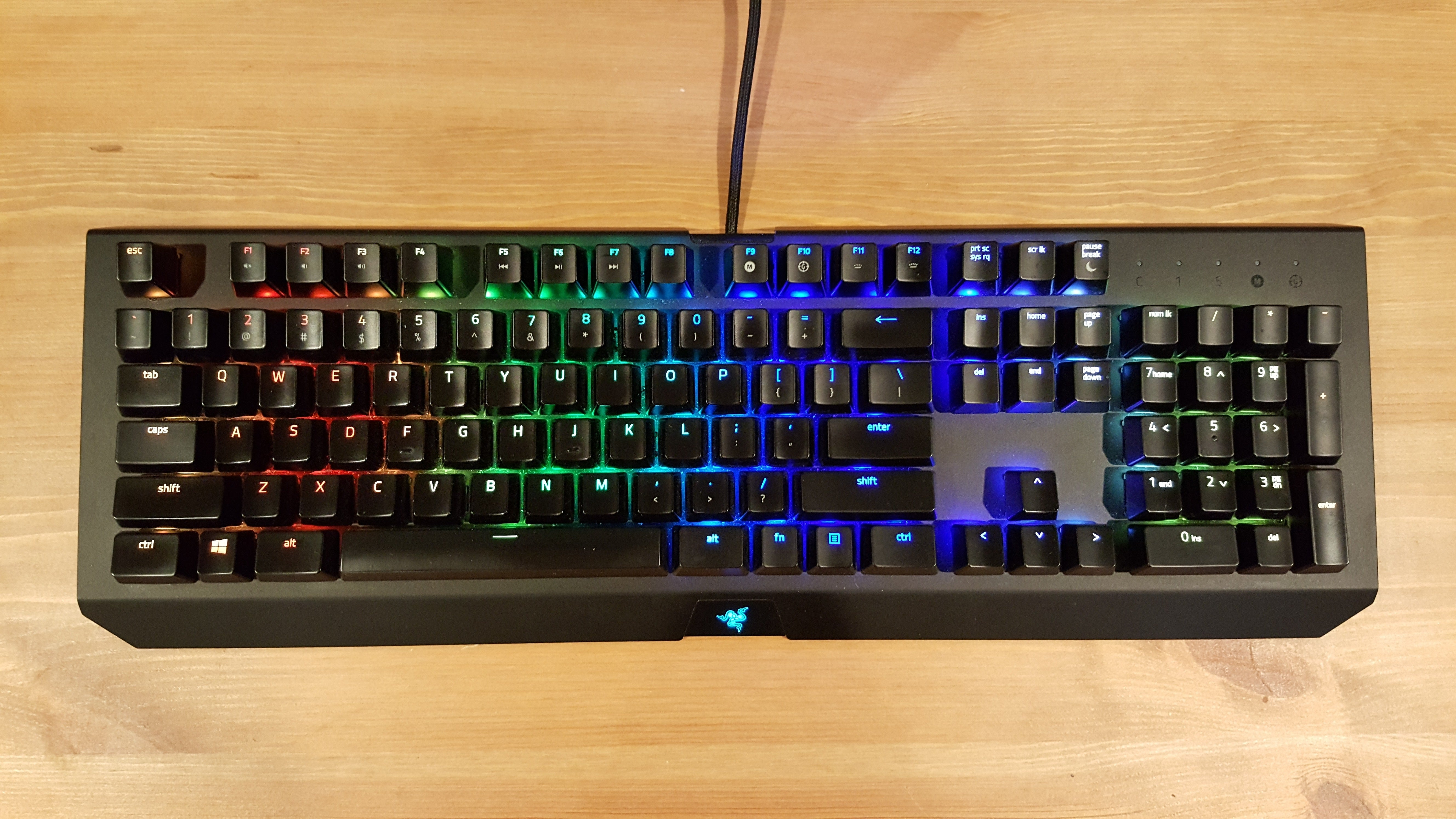 How To Change The Color Layout Of Your Razer Keyboard