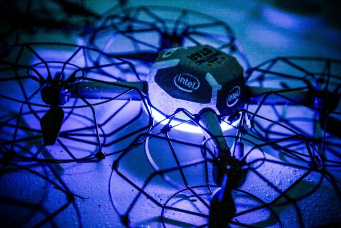 intel drone 500 3