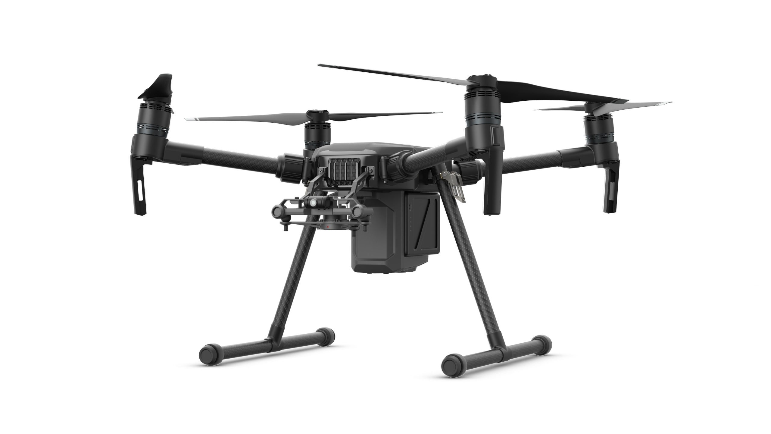 DJI's rugged Matrice 200 series drones go where no drone