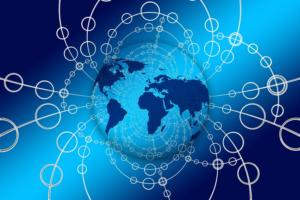 network traffic earth