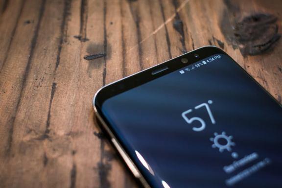 Samsung Galaxy S8 and S8+ smartphones