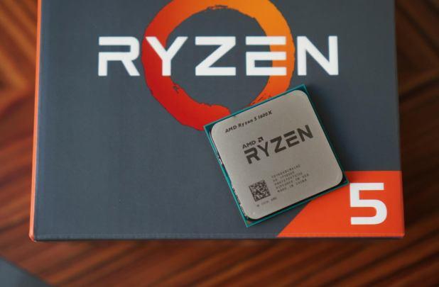 ryzen 5 6 AMD Processor