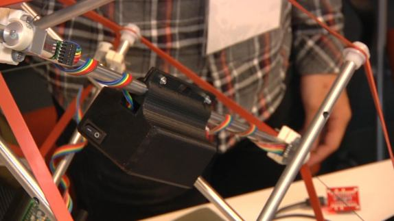 Berkeley tentricity rover robots