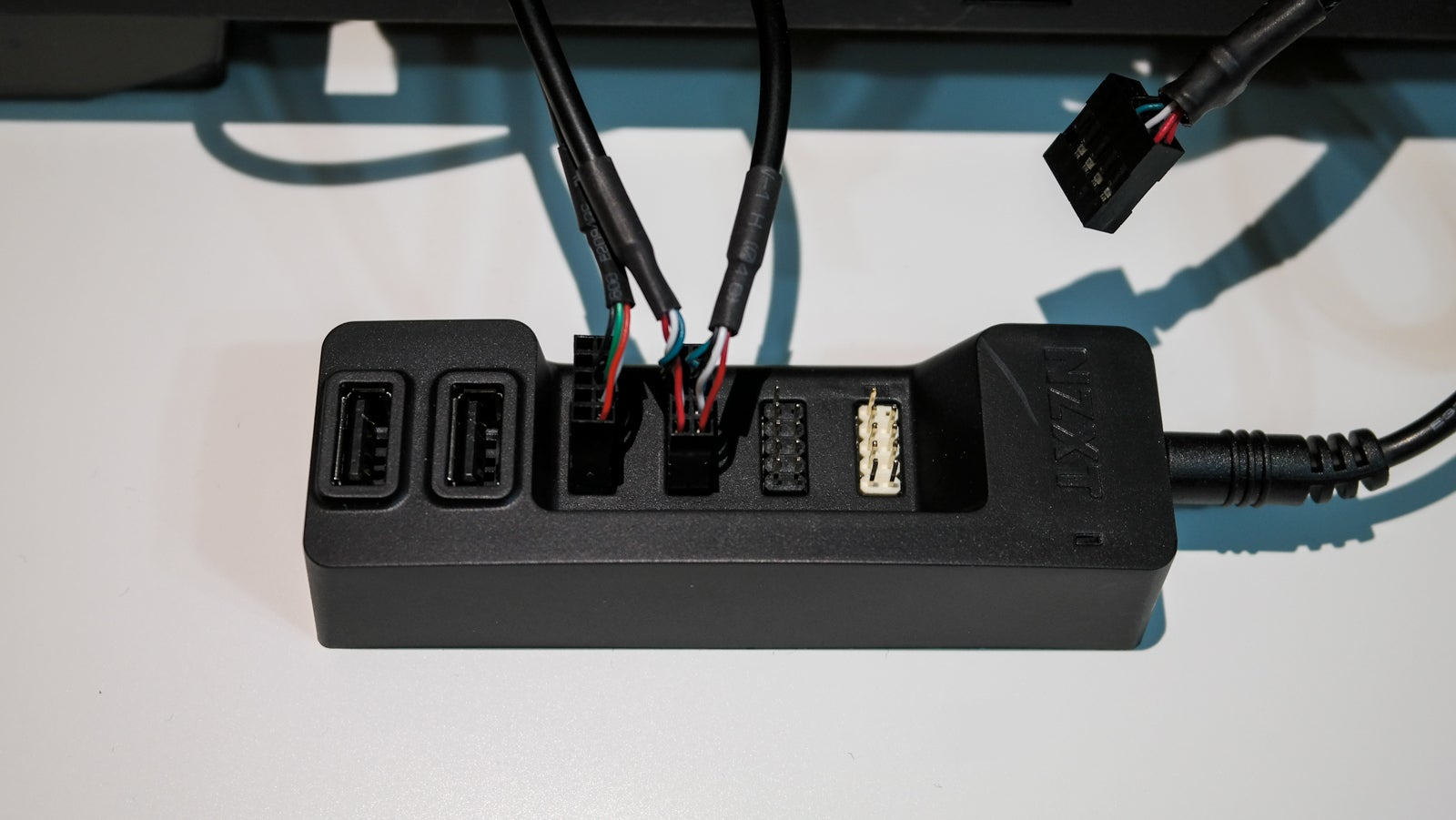 addressable led strip wiring diagram plantar fasciitis pimp your pc with an rgb lighting kit | pcworld