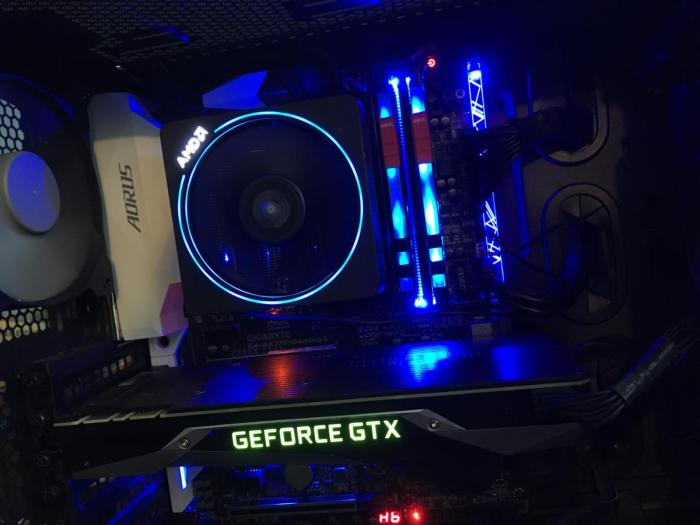 ryzen 1600x build 22