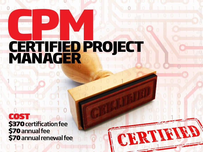 Top 10 project management certifications for 2017  CIO