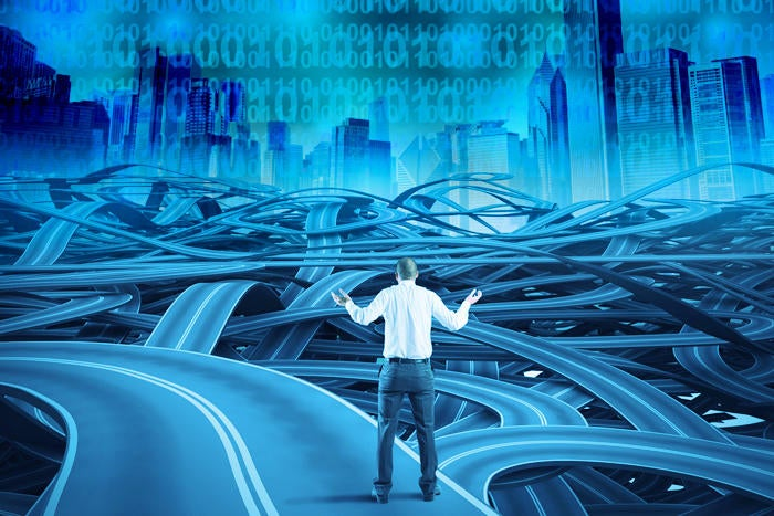 Digital disruption is coming but most businesses dont have a plan  CIO