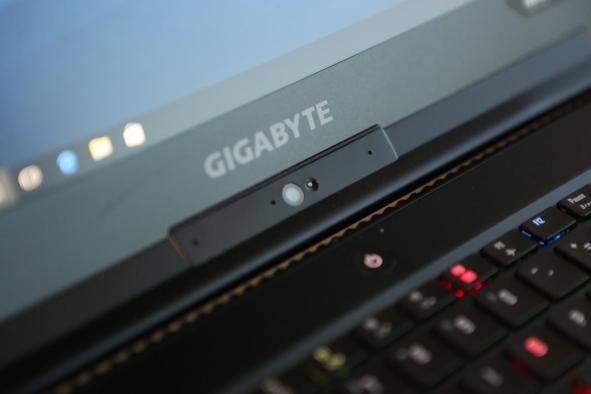 gigabyte aero 15 webcam