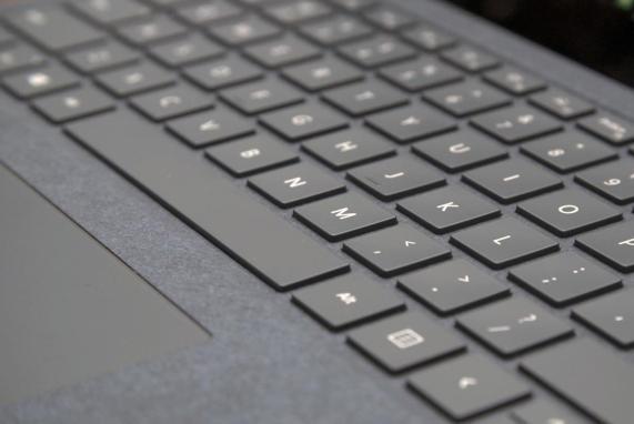 surface laptop keyboard