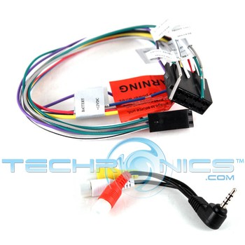Power Acoustik Wiring Harness Power Acoustik Wiring Harness Wiring