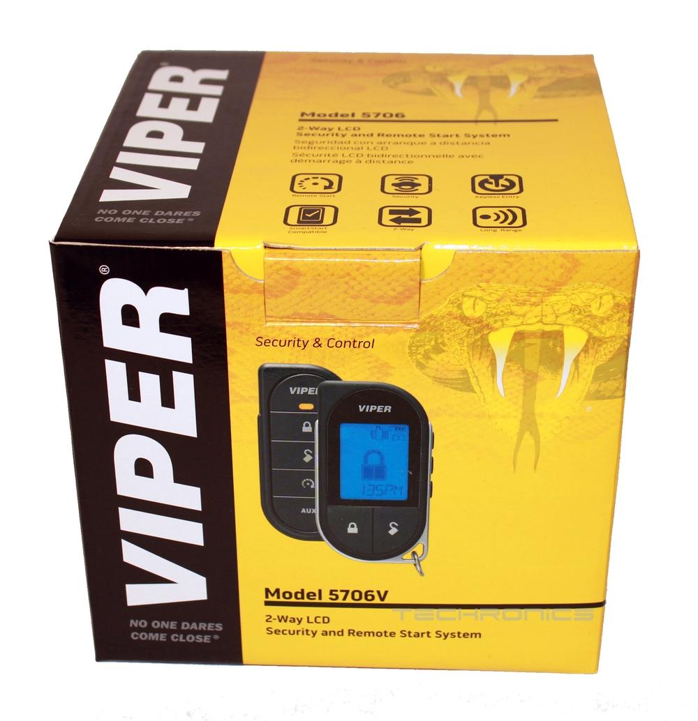 medium resolution of viper 5706v 2 way car vehicle security alarm remote start viper alarm wiring 3400 viper alarm wiring 3400