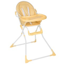 Toddler High Chair Seat Ez Hang Foldable Baby Child Infant Feeding