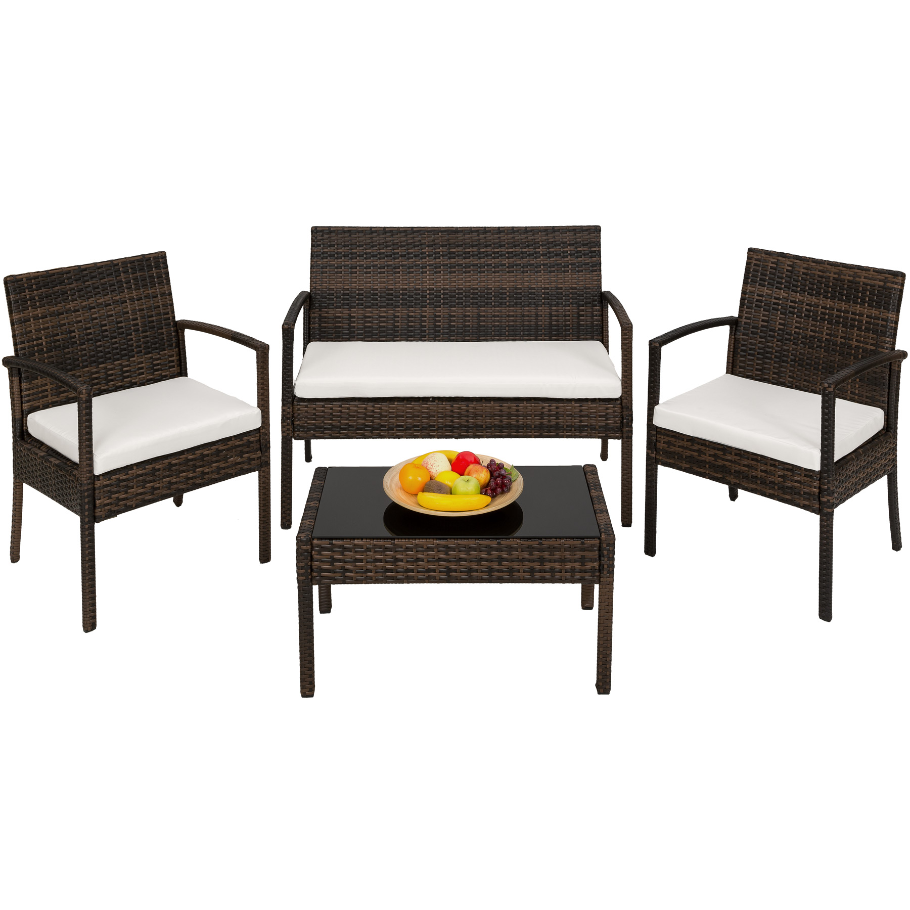 2 chairs and table rattan childrens desk chair john lewis poly garden furniture bench set