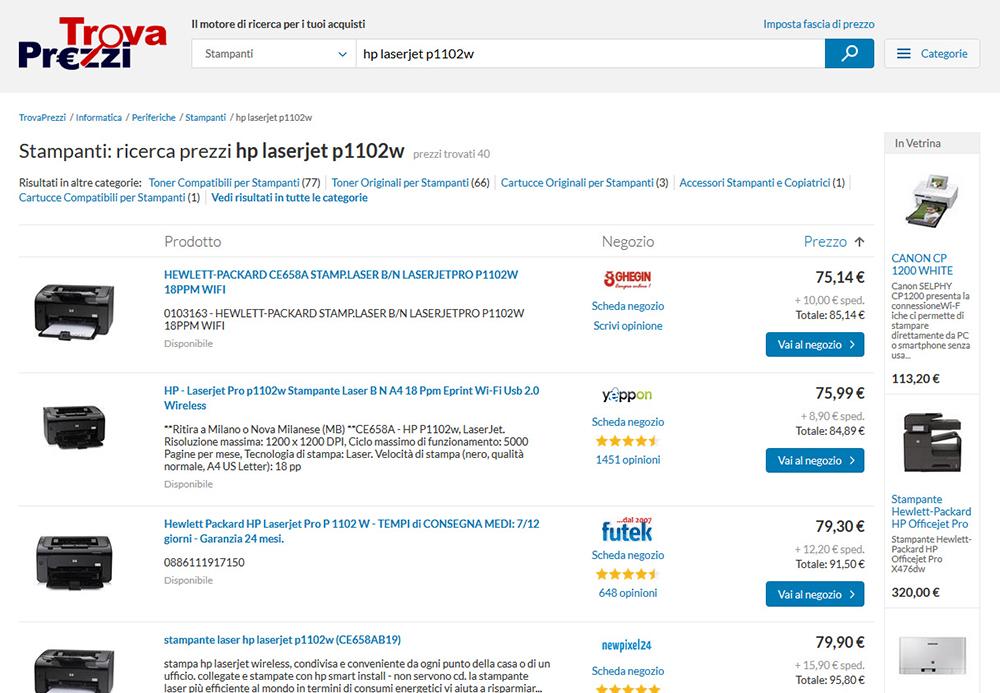 come posso risparmiare sugli acquisti online utilizzando trovaprezzi