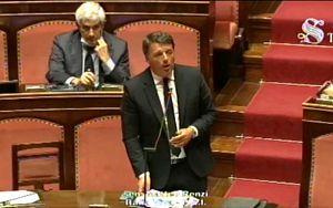 Crisi governo, Renzi attacca Conte: non può cambiare le idee per mantenere la poltrona