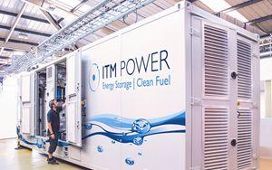 Snam entra in britannica ITM Power e punta su tecnologie idrogeno verde