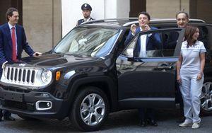 Renzi: a settembre vola a Detroit in tour tra gli stabilimenti Fiat Chrysler