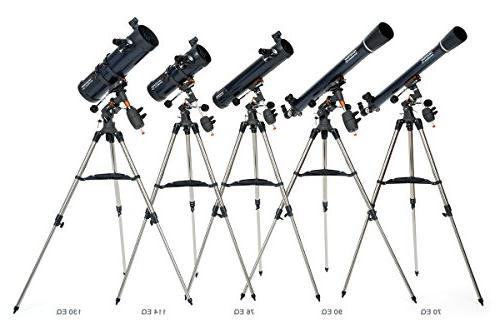 Celestron 31045 AstroMaster 130 EQ Reflector Telescope