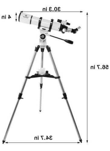 Gskyer Telescope 600x90mm Astronomical Refractor Telescope