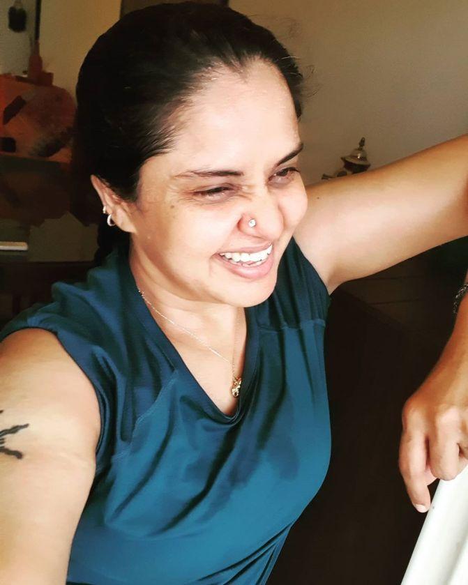 Actress Pragathi Mahavadi Photo gallery