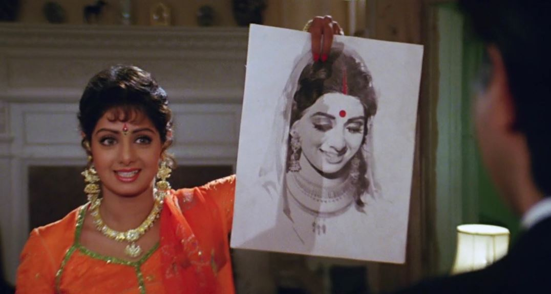 Indian heroines who played dual roles