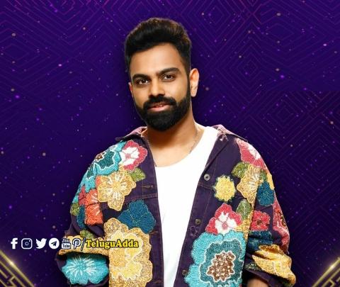Bigg Boss 5 Telugu 4th contestant Sreerama Chandra