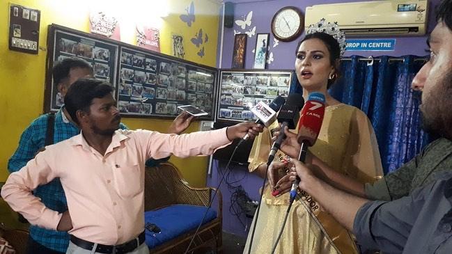 bigg boss namitha marimuthu life story