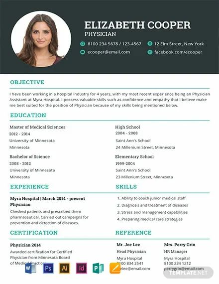 cv pages mac template free