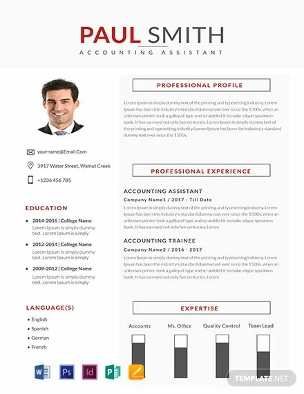 Resume Templates Free Download English