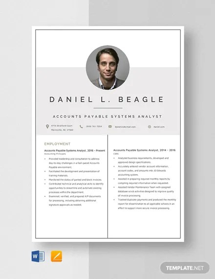 FREE Mechanic Resume and CV Template Download 1354 Resume Templates in PSD Word Publisher