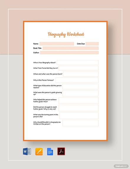 296 Free Sheet Templates