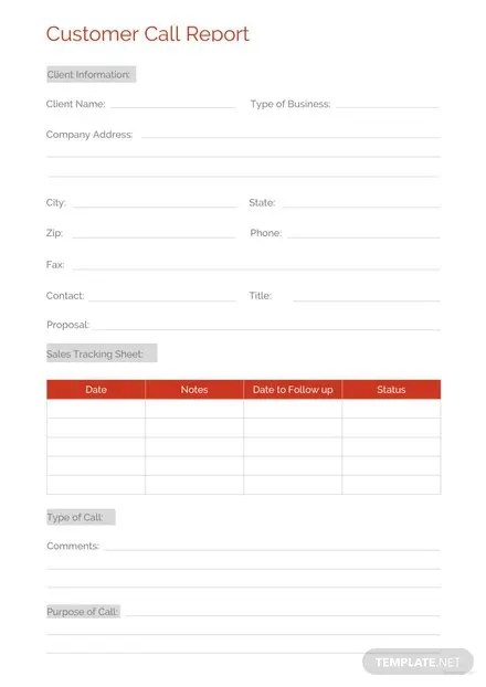 Free Company Monthly Report Template: Download 154