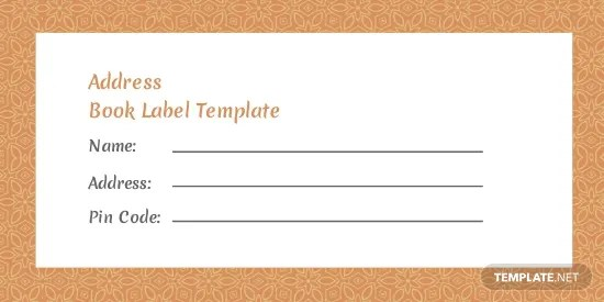 Create a blank address label. Return Address Label Template Editable Printable Ms Word Docx Download Christmas Gnome Make All At Once Or Individually Address Shipping Labels Paper Party Supplies Sultraline Id