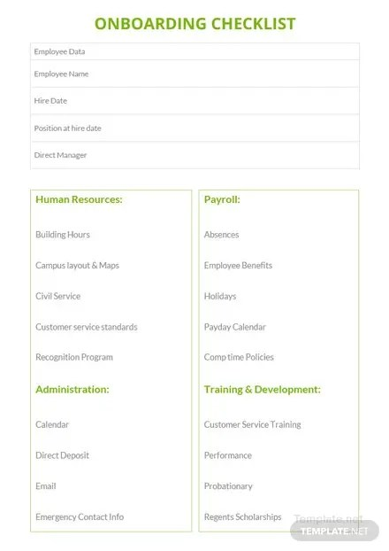 Grocery Checklist Template: Download 31+ Checklists in