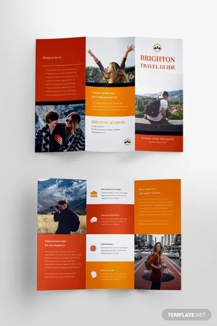 Free Brochure Templates Download Ready Made Template Net