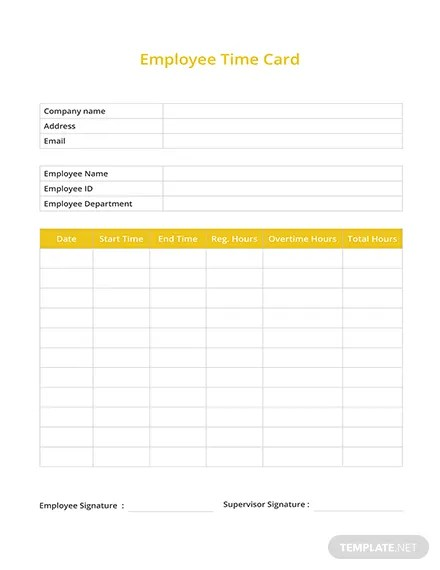 Employee Information Form Template: Download 239+ Sheets