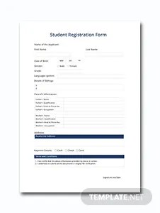 Generic T-Shirt Order Form Template in Microsoft Word