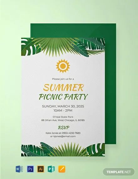 invitation email templates